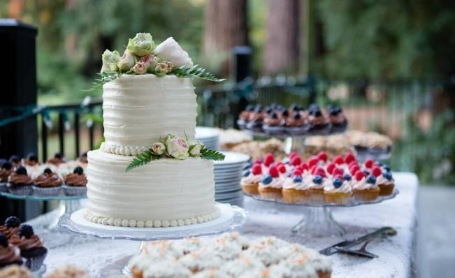 Rustic Redwood Forest Wedding {Rebekah Dotson Photography} 17