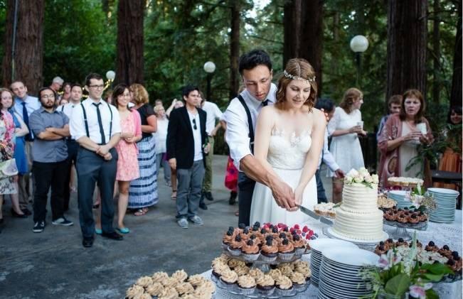 Rustic Redwood Forest Wedding {Rebekah Dotson Photography} 19
