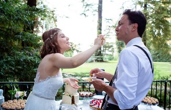 Rustic Redwood Forest Wedding {Rebekah Dotson Photography} 20