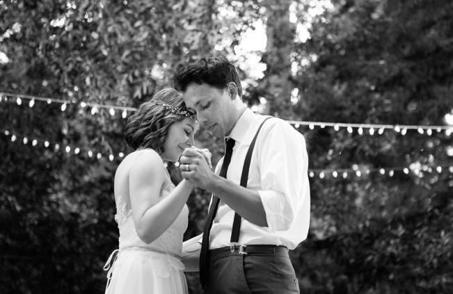 Rustic Redwood Forest Wedding {Rebekah Dotson Photography} 22