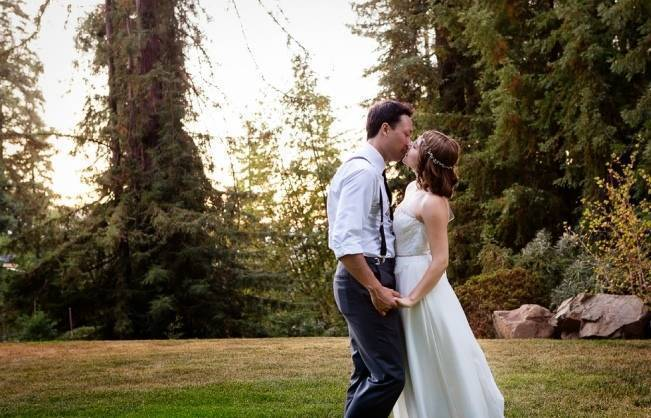 Rustic Redwood Forest Wedding {Rebekah Dotson Photography} 23