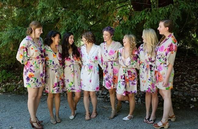 Rustic Redwood Forest Wedding {Rebekah Dotson Photography} 3