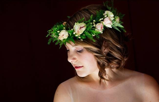 Rustic Redwood Forest Wedding {Rebekah Dotson Photography} 5