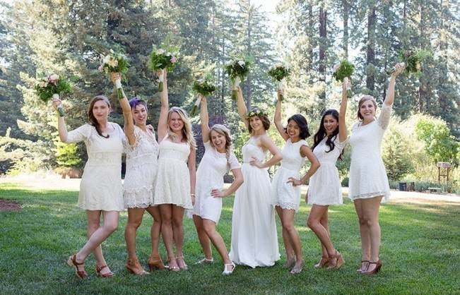 Rustic Redwood Forest Wedding {Rebekah Dotson Photography} 6