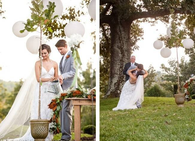 Rustic Tennessee Wedding at Front Porch Farms {The Collection} 10