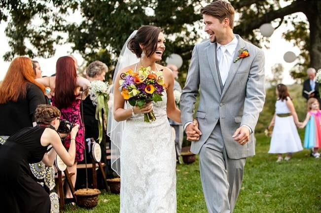 Rustic Tennessee Wedding at Front Porch Farms {The Collection} 11