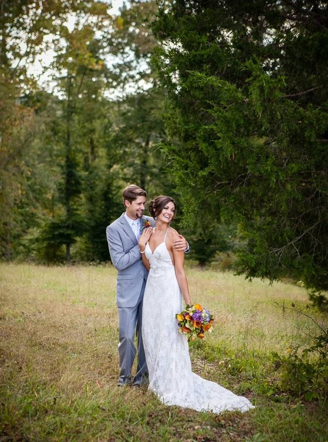 Rustic Tennessee Wedding at Front Porch Farms {The Collection} 13