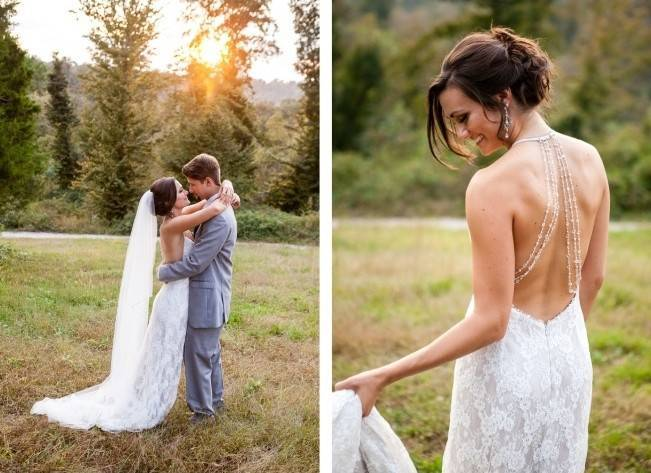 Rustic Tennessee Wedding at Front Porch Farms {The Collection} 15