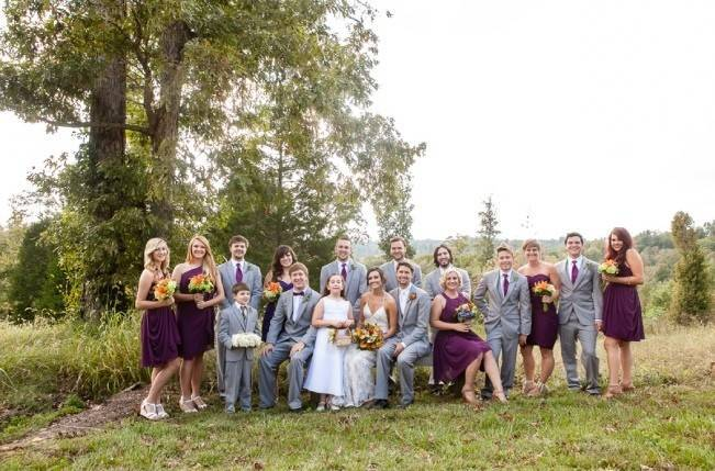 Rustic Tennessee Wedding at Front Porch Farms {The Collection} 16