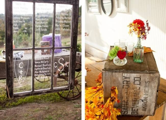 Rustic Tennessee Wedding at Front Porch Farms {The Collection} 19