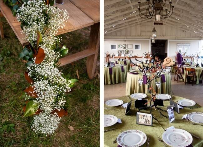 Rustic Tennessee Wedding at Front Porch Farms {The Collection} 21