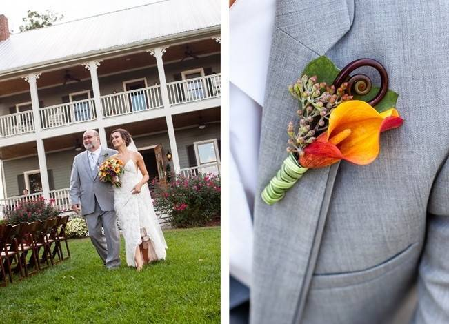 Rustic Tennessee Wedding at Front Porch Farms {The Collection} 6