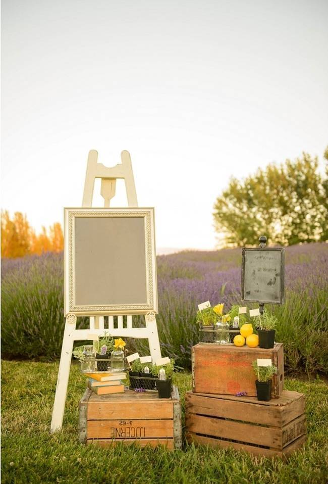 Upcycled Vintage Lavender + Lemon Styled Shoot {Katrina Amburgey Photography} 11