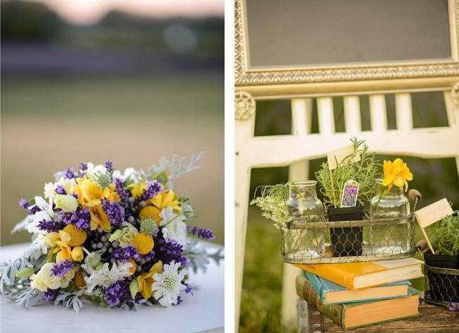 Upcycled Vintage Lavender + Lemon Styled Shoot {Katrina Amburgey Photography} 12