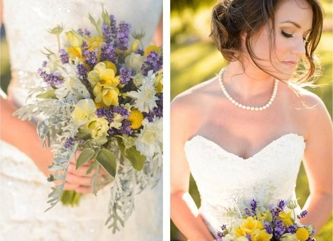 Upcycled Vintage Lavender + Lemon Styled Shoot {Katrina Amburgey Photography} 2