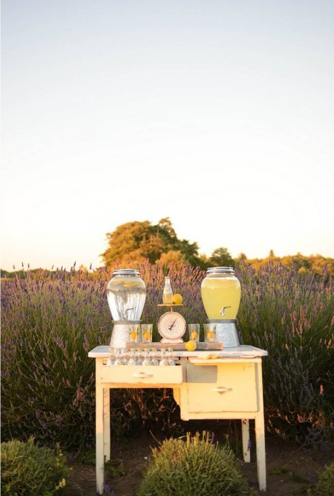 Upcycled Vintage Lavender + Lemon Styled Shoot {Katrina Amburgey Photography} 21