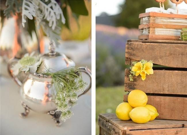 Upcycled Vintage Lavender + Lemon Styled Shoot {Katrina Amburgey Photography} 8