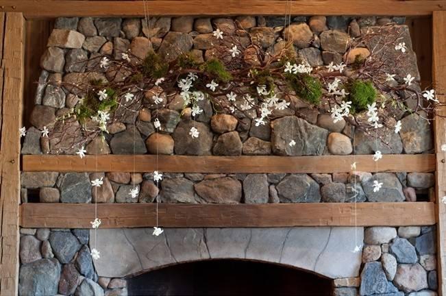 Woodsy Colorado Mountain Wedding {Karen High Photography} 12