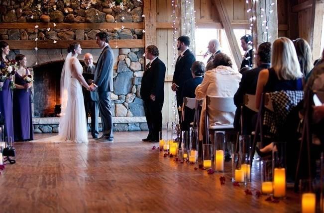 Woodsy Colorado Mountain Wedding {Karen High Photography} 14