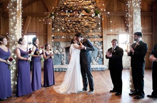 Woodsy Colorado Mountain Wedding {Karen High Photography} 15