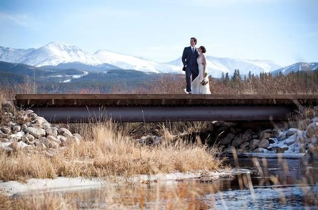 Woodsy Colorado Mountain Wedding {Karen High Photography} 9
