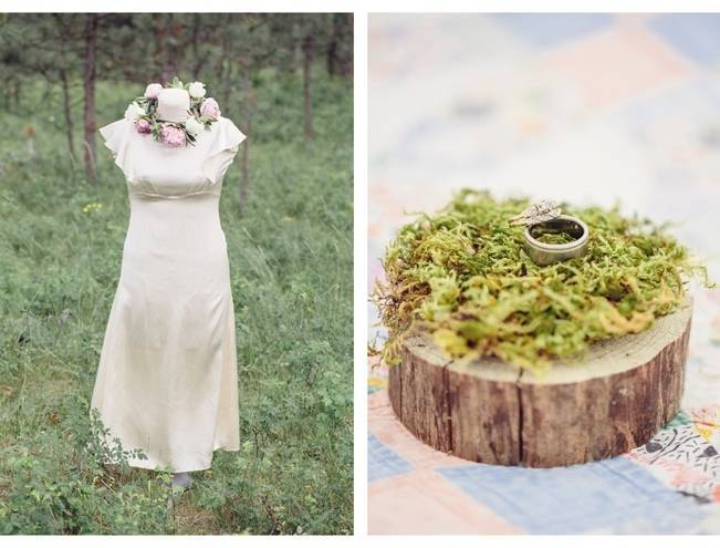 A Midsummer Night's Dream Whimsical Styled Shoot {Captured by Corrin} 2