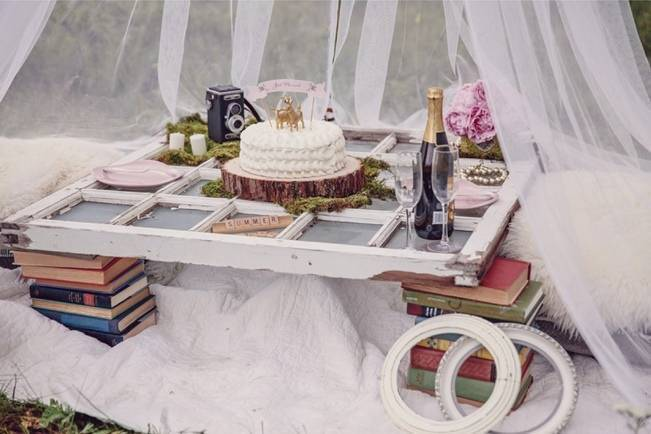 A Midsummer Night's Dream Whimsical Styled Shoot {Captured by Corrin} 23