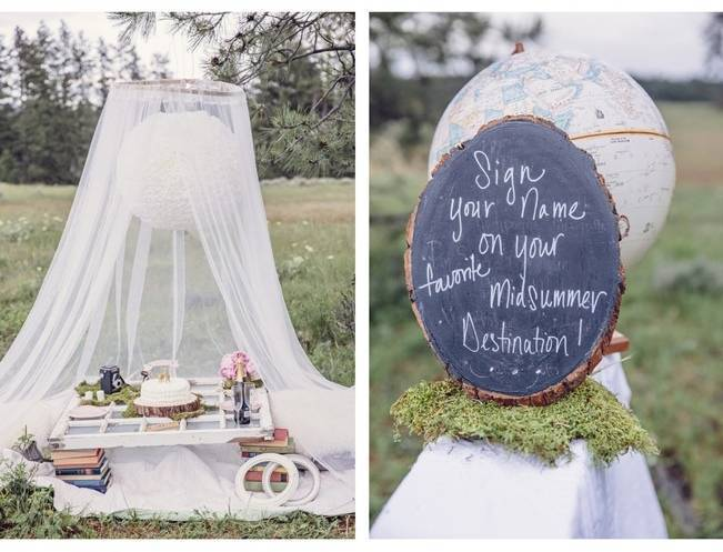 A Midsummer Night's Dream Whimsical Styled Shoot {Captured by Corrin} 24