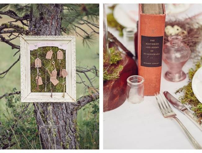 A Midsummer Night's Dream Whimsical Styled Shoot {Captured by Corrin} 4