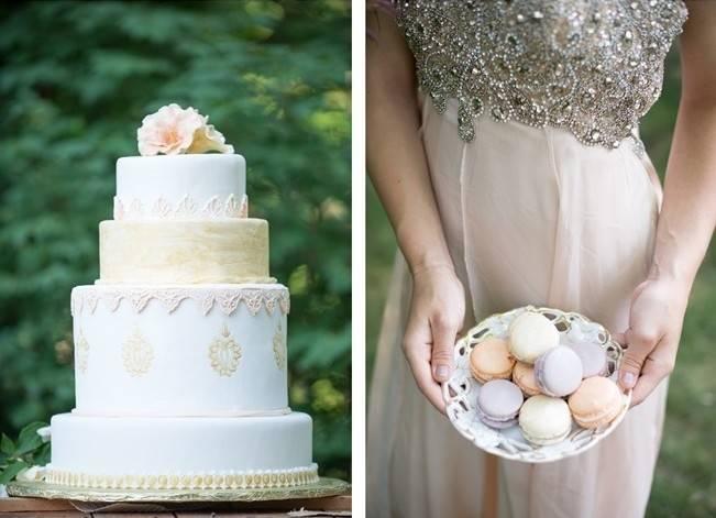 Cliffside Garden Styled Wedding {Joy Michelle Photography} 15