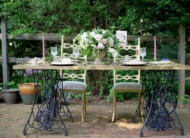 Cliffside Garden Styled Wedding {Joy Michelle Photography} 16