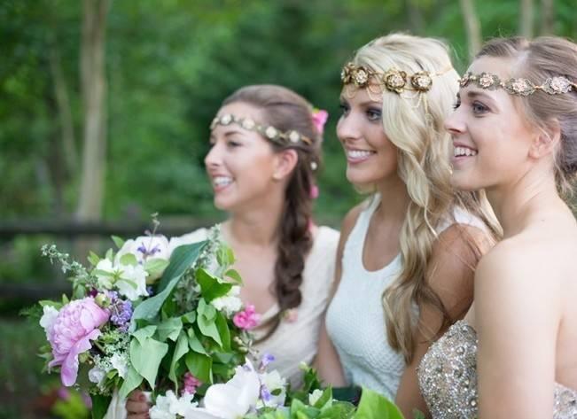 Cliffside Garden Styled Wedding {Joy Michelle Photography} 17