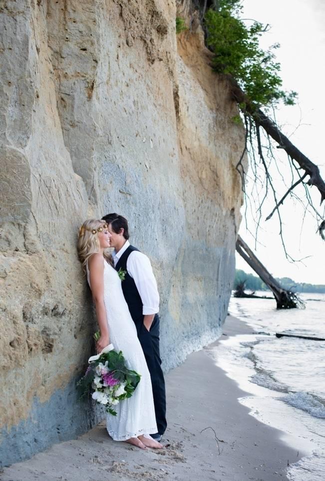 Cliffside Garden Styled Wedding {Joy Michelle Photography} 19
