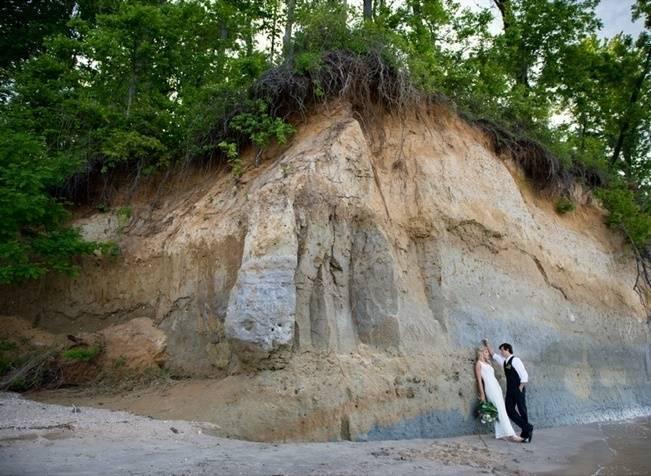 Cliffside Garden Styled Wedding {Joy Michelle Photography} 23