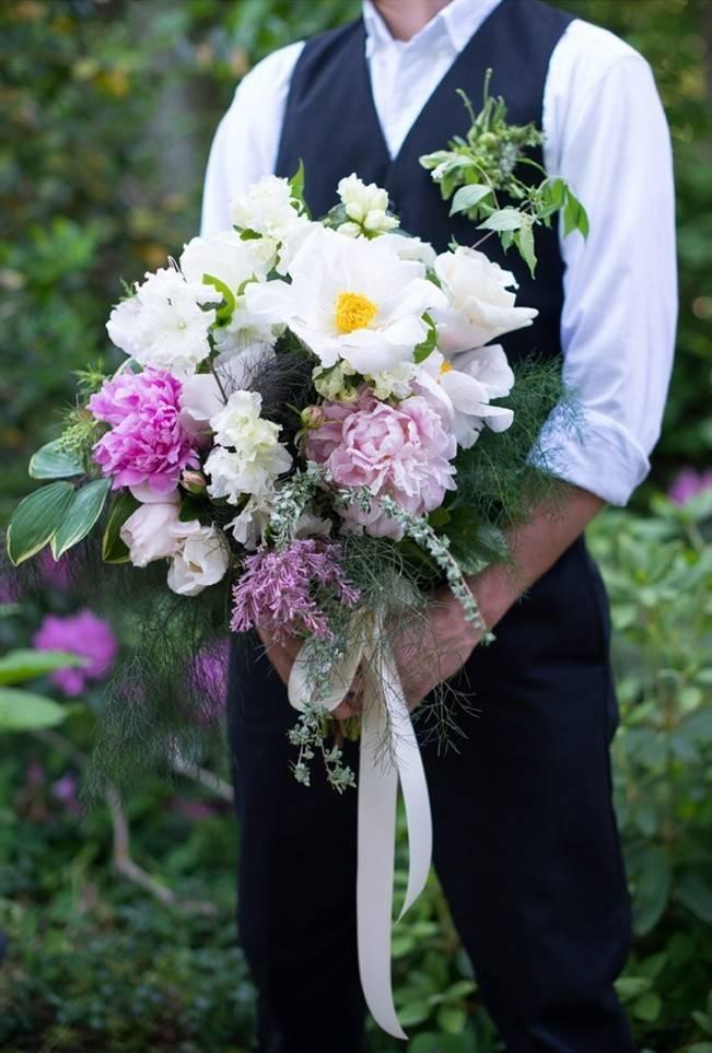 Cliffside Garden Styled Wedding Joy Michelle Photography