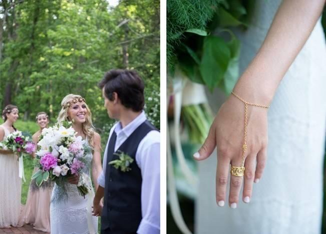 Cliffside Garden Styled Wedding {Joy Michelle Photography} 7