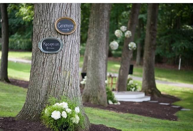 Green DIY Outdoor Virginia Wedding {Gayle Driver Photography} 12
