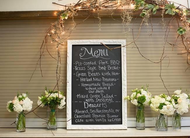 Green DIY Outdoor Virginia Wedding {Gayle Driver Photography} 17