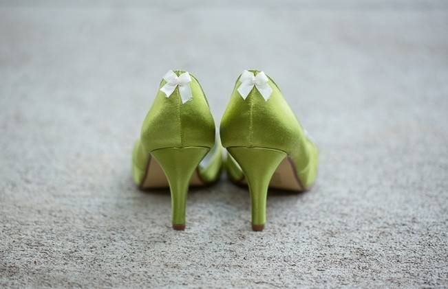Green DIY Outdoor Virginia Wedding {Gayle Driver Photography} 7