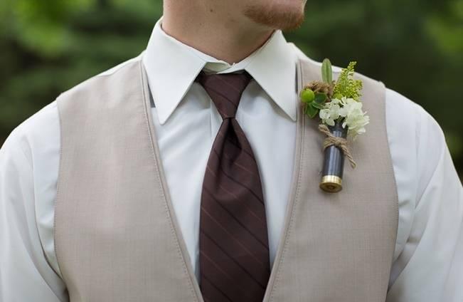 Green DIY Outdoor Virginia Wedding {Gayle Driver Photography} 9