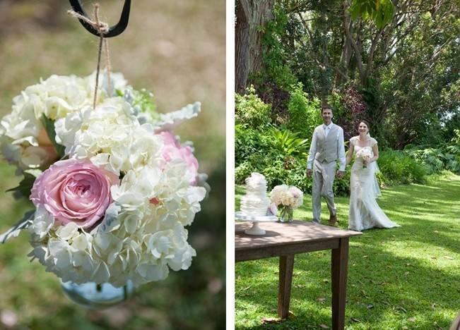 Pastel Oahu Destination Wedding {Rachel Robertson Photography} 15