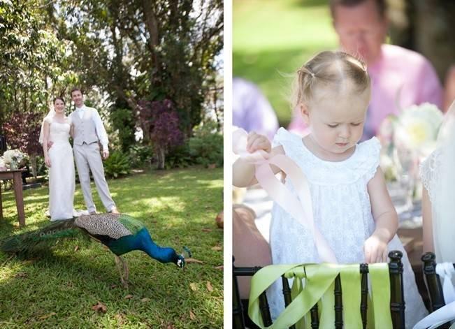 Pastel Oahu Destination Wedding {Rachel Robertson Photography} 17