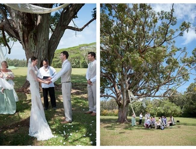 Pastel Oahu Destination Wedding {Rachel Robertson Photography} 4