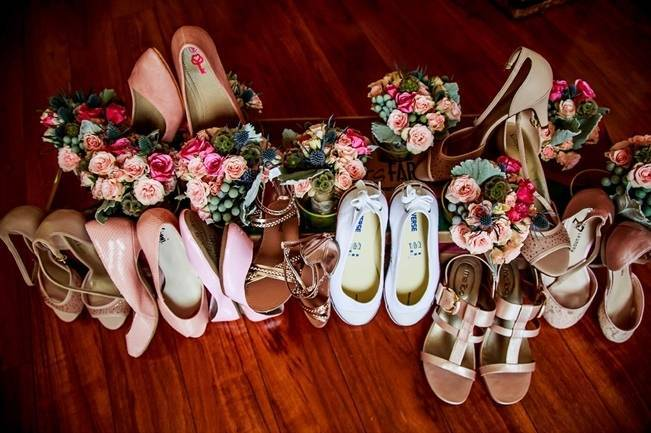 Rustic New Jersey Farm Wedding {Anastasia Romanova Photography} 1