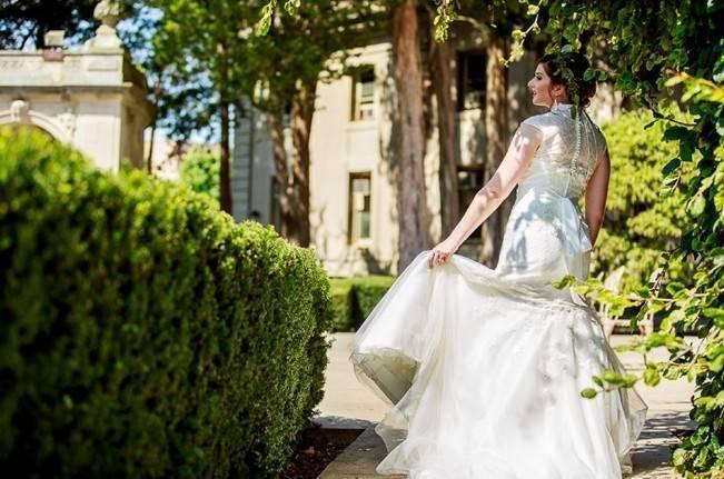 Rustic New Jersey Farm Wedding {Anastasia Romanova Photography} 10