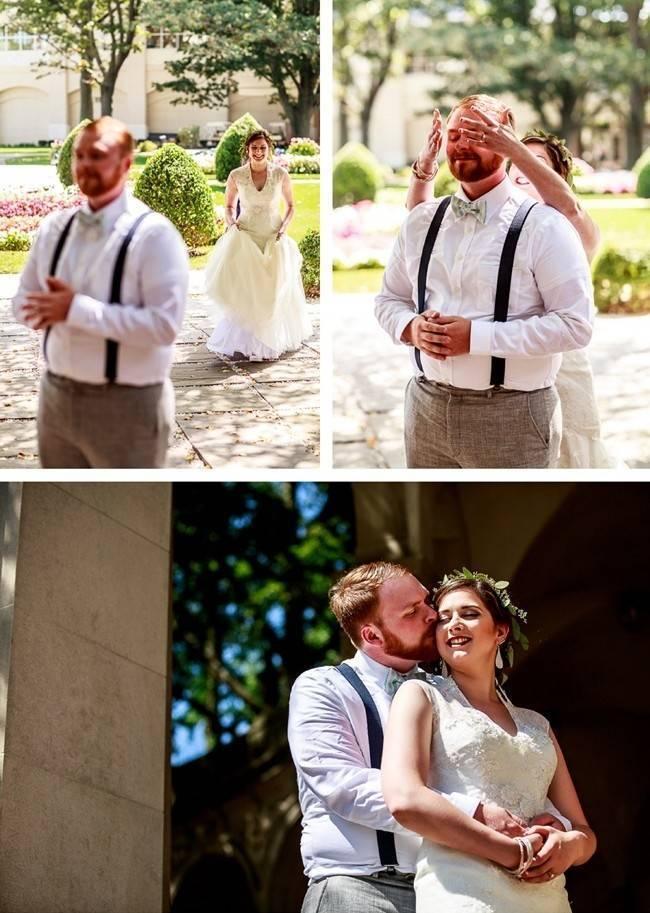 Rustic New Jersey Farm Wedding {Anastasia Romanova Photography} 11