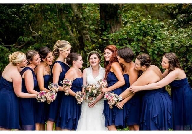 Rustic New Jersey Farm Wedding {Anastasia Romanova Photography} 15