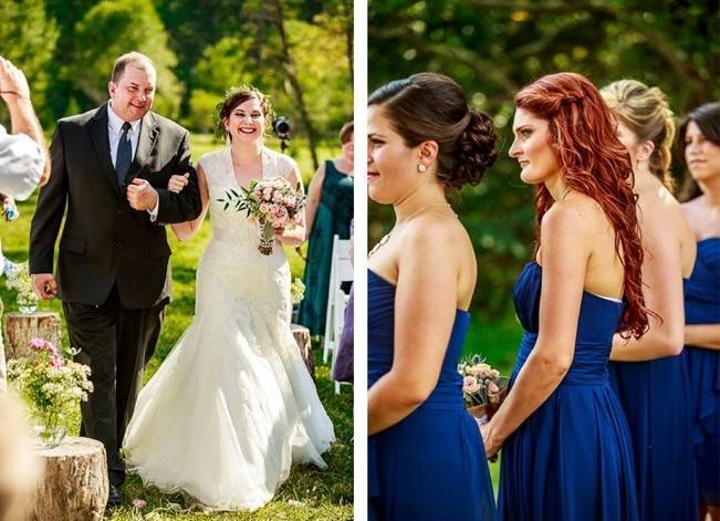 Rustic New Jersey Farm Wedding {Anastasia Romanova Photography} 19