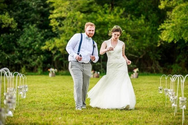 Rustic New Jersey Farm Wedding {Anastasia Romanova Photography} 22