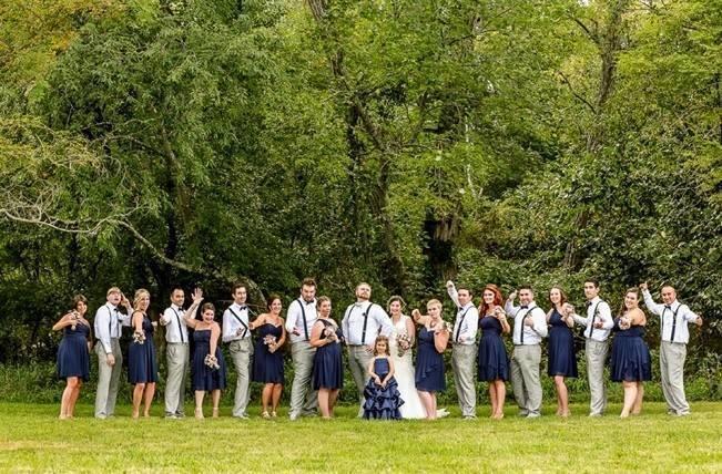 Rustic New Jersey Farm Wedding {Anastasia Romanova Photography} 23